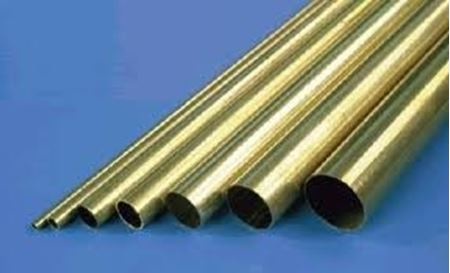 Picture for category K&S Brass Tube