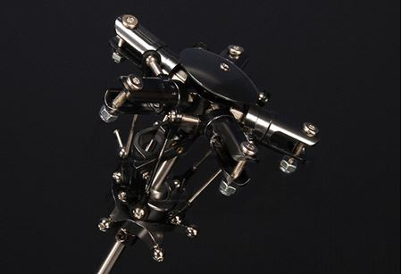 Picture for category Multi Bladed Rotor Head