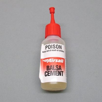 Picture of Airsail 4-AS100 100ml Balsa Cement