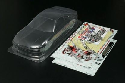 Picture of Tamiya TT01 51258 Nismo Coppermix Silvia Body