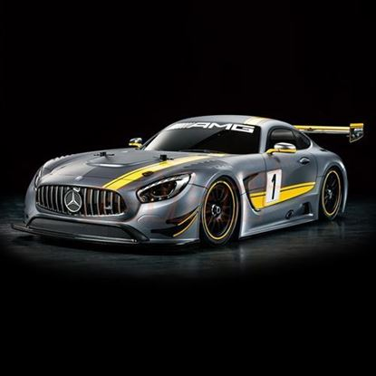 Picture of Tamiya 58639 RC Mercedes-AMG GT3 - TT02