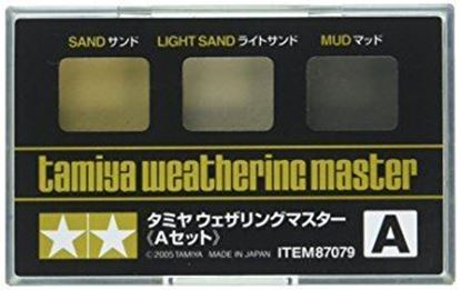 Picture of Tamiya 87079 Weathering Master Pastel  A Set