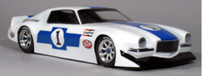 Picture of McAllister MCA304 1/10 1970 Camaro VTA Clear Body
