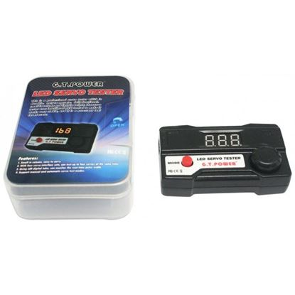Picture of GT Power GT-60 LED Servo Tester