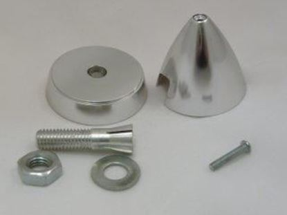 Picture of ESP45-5 45mm Aluminum Spinner with 3.2mm Motor Shaft
