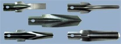 Picture of Proedge P02340 Assorted Gouges x 5