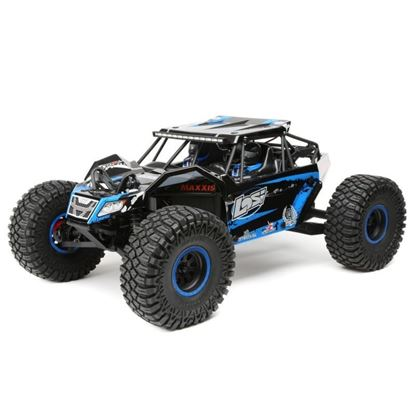 Picture of LOSI LOS03009T2 1/10 4WD Rock Rey RTR AVC, Blue