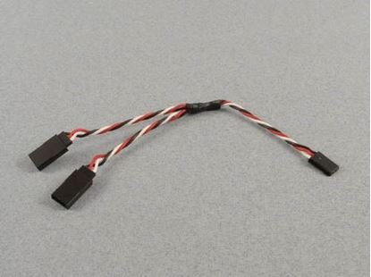 Picture of HH Futaba Servo Y-Lead 150mm