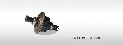 Picture of DHK 8381-101 Diff Set