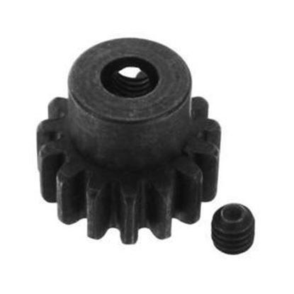 Picture of DHK 8131-9M2 Motor gear -18T/lock nut(M3*3)