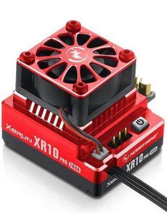 Picture of Hobbywing 30112602 XERUN XR10 PRO 160A ESC- Red