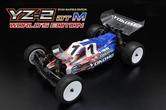Picture of Yokomo YZ-2 DTM Maifield Edition 1/10 2WD Electric Buggy Kit