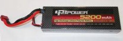Picture of LPB Power 2S 7.4v 5200mAh 35C H.S Car Pack (XT60)