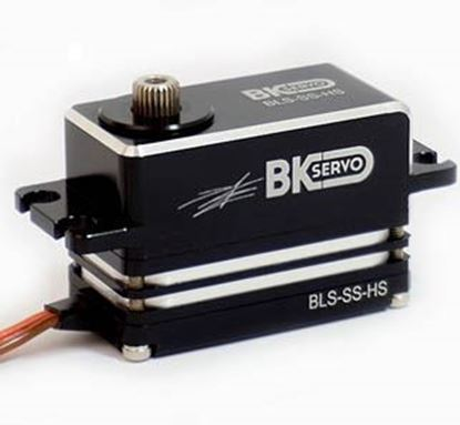 Picture of BK Servo BLS-SS-HS Low Profile Brushless Servo