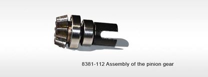 Picture of DHK 8381-112 Pinion Gear Assembly
