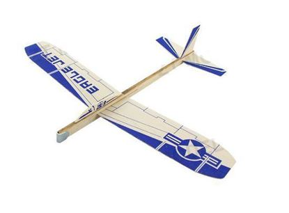 "Picture of Jet Boy Eagle Jet 12"" Balsa Hand Launch Glider"