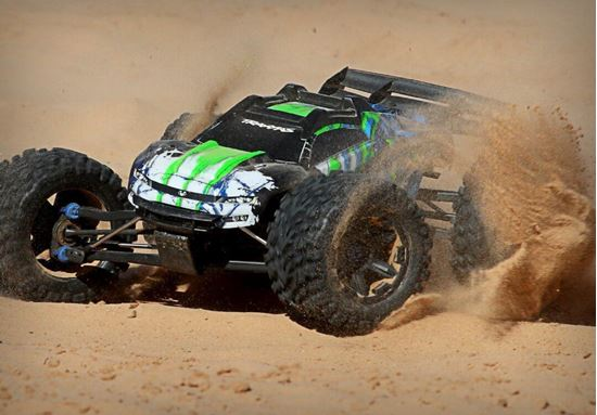 Picture of Traxxas 86086-4 E-Revo VXL 2.0 RTR 4WD Electric Monster Truck (Green)