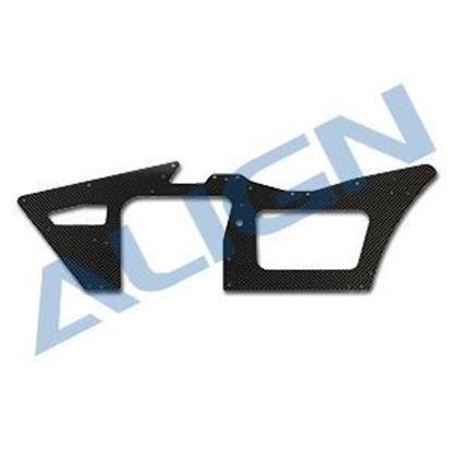 Picture of H6NB002XXW 600XN Carbon Fiber Main Frame(L)