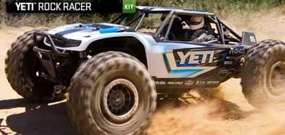Picture of Axial Yeti 1/10th Scale Electric 4WD Rock Crawler - RTR
