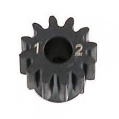 Picture of LOSA3572 1.0 Module Pitch Pinion, 12T: 8E,SCTE