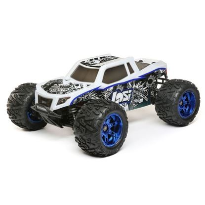 Picture of LOSI LOS04015 LST 3XL-E: 1/8th 4wd Monster Truck RTR