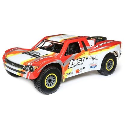 Picture of LOSI LOS05013T2 Super Baja Rey:1/6 4wd Electric Desert Truck RTR-RED