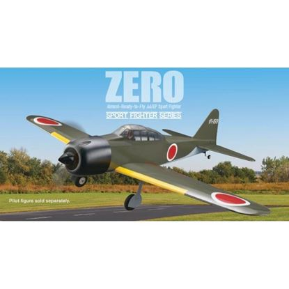 Picture of Great Planes GPMA1209 Zero .46-.55 GP/EP ARF 56.6""