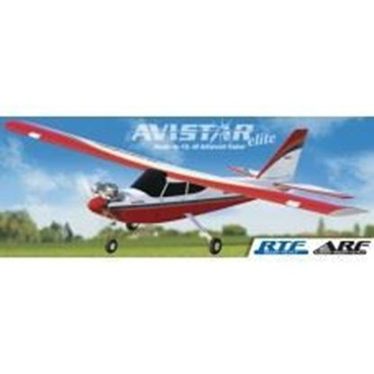 Picture of Great Planes GPMA1005 Avistar Elite .46-55 GP/EP ARF 62.5""