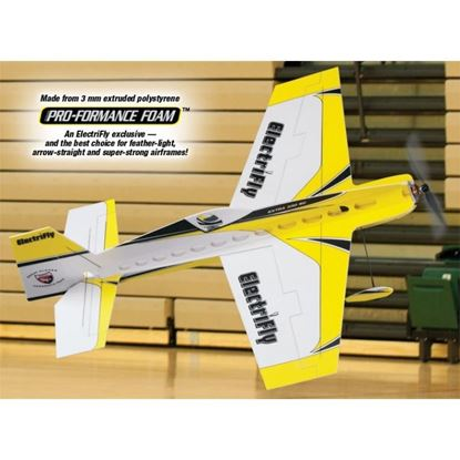Picture of Great Planes GPMA1129 Extra 330SC 3mm Foam 3D EP ARF 32.5""