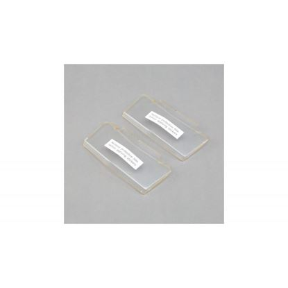 Picture of LOSI TLR230009 Rear Spoiler, Clear (2): 22T 3.0