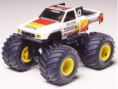 Picture of Tamiya 17009 Toyota Hi-Lux Monster Racer Mini 4WD Car
