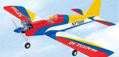 Picture of Seagull SEA10 40 Low Wing Trainer - INDENT