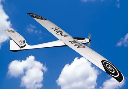 Picture of Seagull SEA130 Seagull 2000 Glider ARF - INDENT