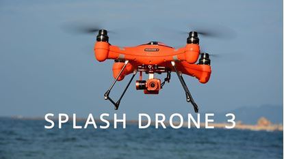 Picture of Splash Drone 3 4K Pro Camera with 2-axis Gimbal