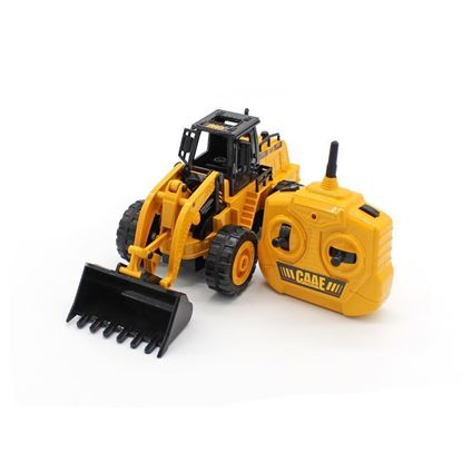 Picture of 9208A CAAE 2.4G RC Engineering Loader 1:36 Scale 5CH, 255x120x110mm