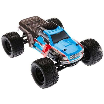 Picture of Arrma ARA909BLAU Granite VOLTAGE 1/10 MT 2WD brushed RTR 40kph+
