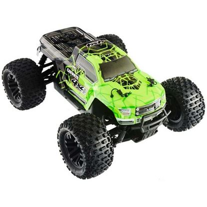 Picture of Arrma ARA102714T1 Granite MEGA 1/10 MT 4WD brushed RTR, Green/Black