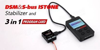 Picture of 3-in-1 Programming Card for Detrum Stabilizers & Tomcat ESCs DTM-1002