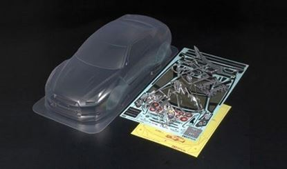 Picture of Tamiya TT01 51340 Nissan GT-R Body