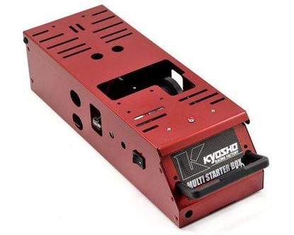 Picture of Kyosho KP36209R Multi-Starter Box 2.0 RED