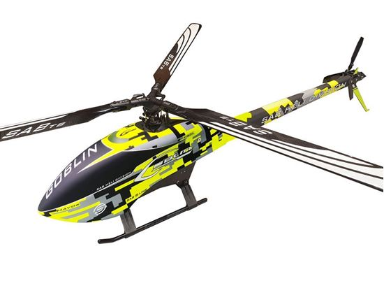 Picture of SG708 - Goblin Thunder 700 Sport Havok ( with Main and tail blades )