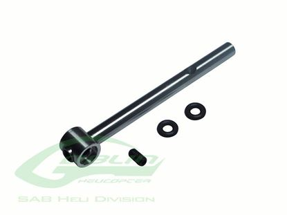 Picture of SAB H0509-S - Steel Tail Shaft - Goblin 380