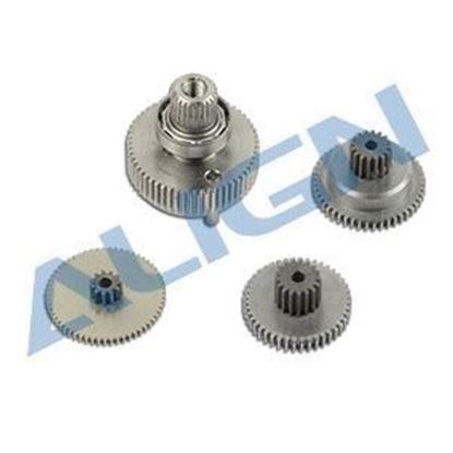 Picture of HSP82001 DS820 Servo Gear Set