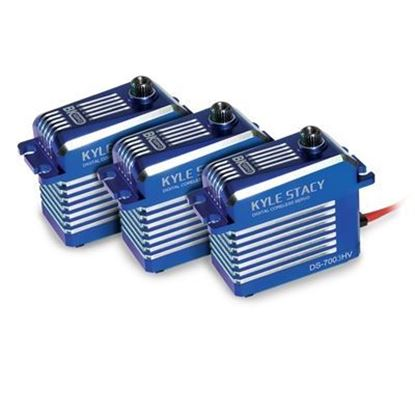 Picture of BK Servo DS-7003HV Combo (3 Servos)