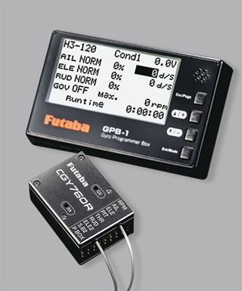 Picture of Futaba CGY760R 3-Axis Flybarless Control System