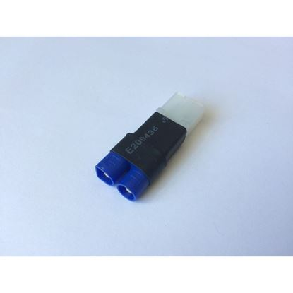 Picture of RCP-BM022 Tamiya Female (Battery) to EC3 Male (Device) adapter