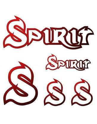 Picture of Spirit Stickers