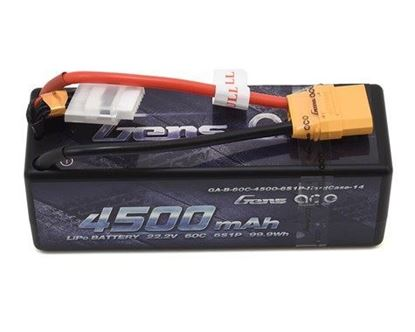 Picture of Gens Ace GA4500-6S60-CAR-BL 4500mAh 22.2v 6S 60C Hard Case XT90