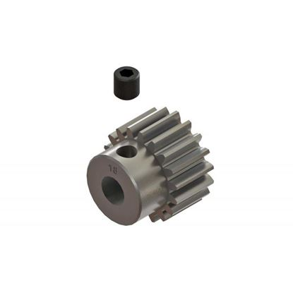 Picture of ARRMA AR310758 / ARAC7877 Pinion Gear 18T 0.8mod 4x4