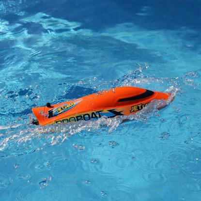 Picture of Pro Boat PRB08031T1 Jet Jam 12-inch Pool Racer, Orange: RTR